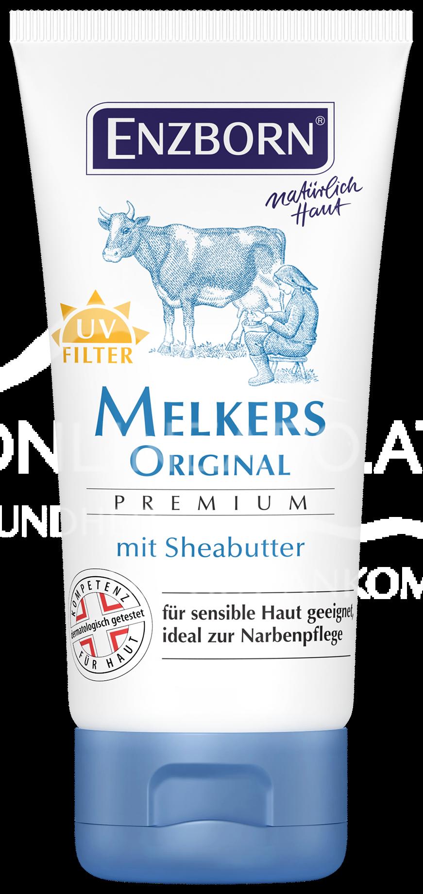 Enzborn Melkers Original Sheabutter PLUS Melkfett