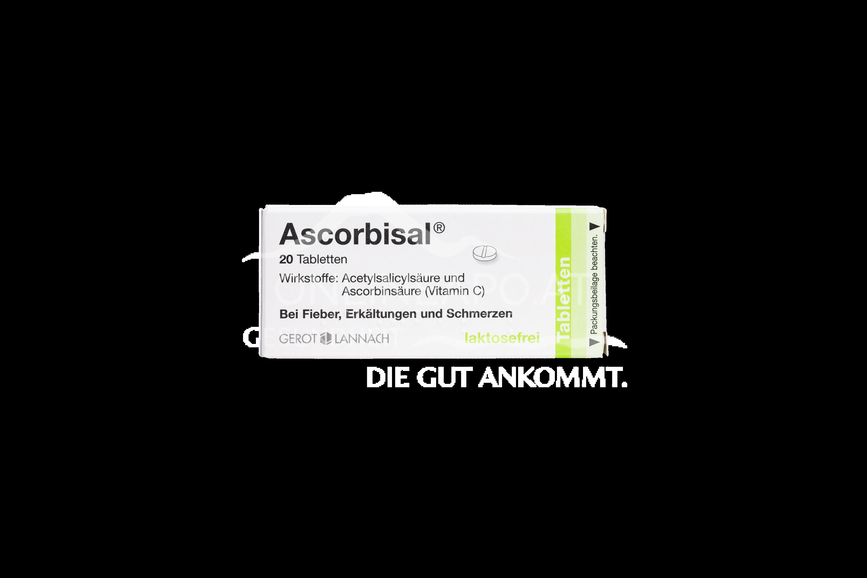 Ascorbisal® Tabletten