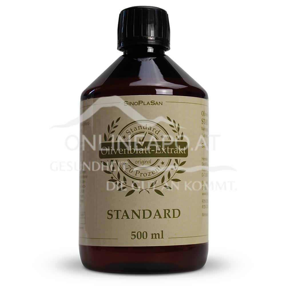 Sinoplasan Olivenblatt- Extrakt STANDARD