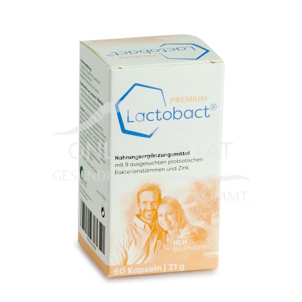 Lactobact PREMIUM Kapseln