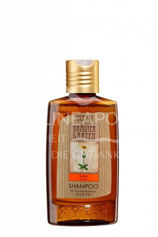 Shampoo für trockenes Haar 200ml