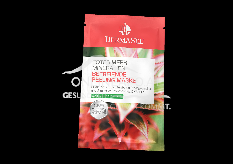 Fette Dermasel Maske Peeling