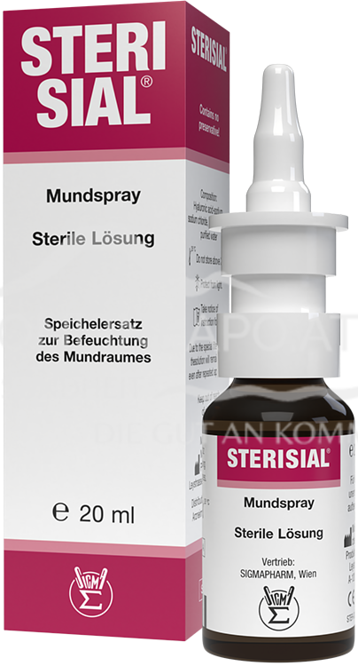 STERISIAL® Mundspray