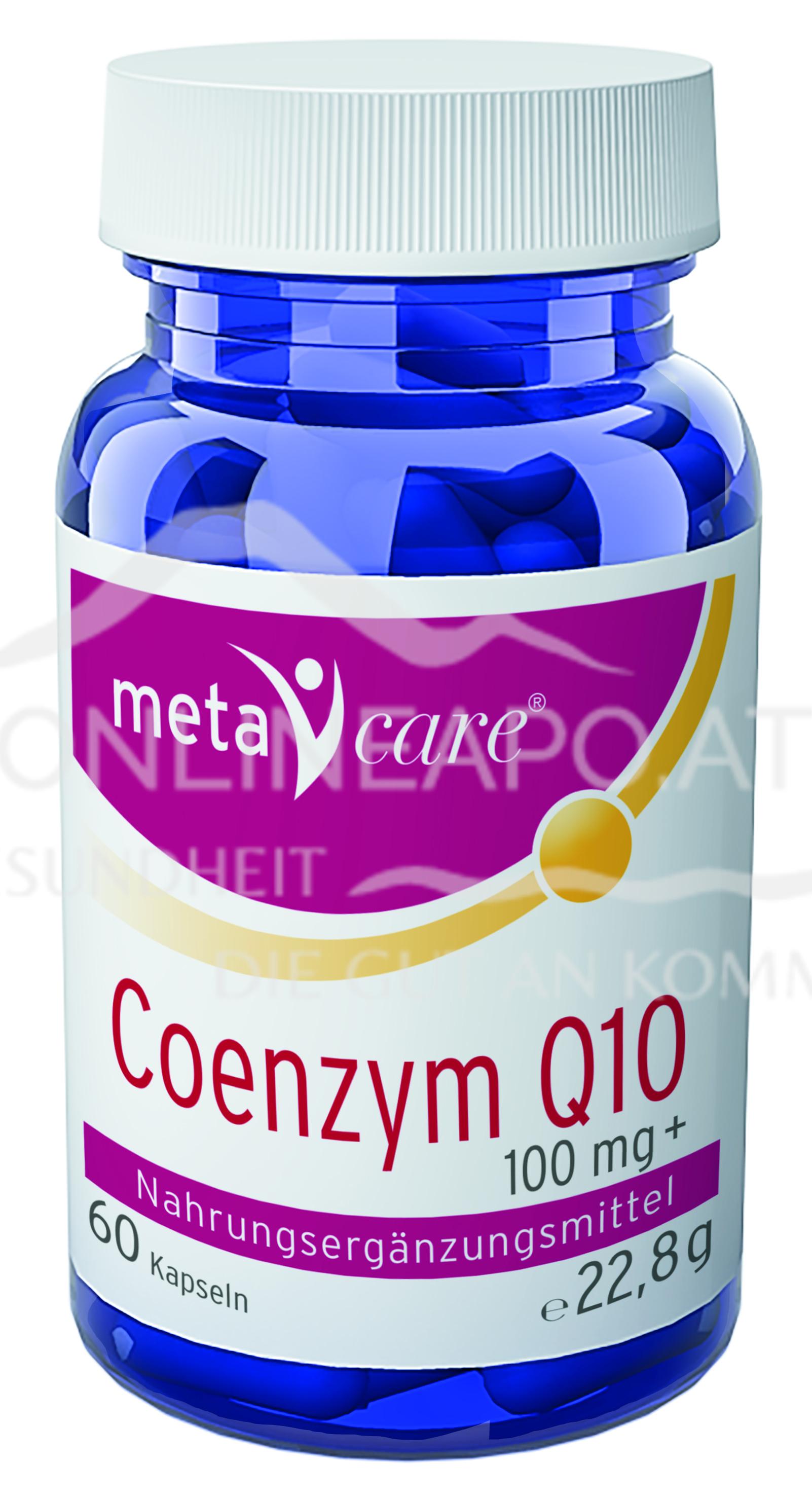 metacare® Coenzym Q10