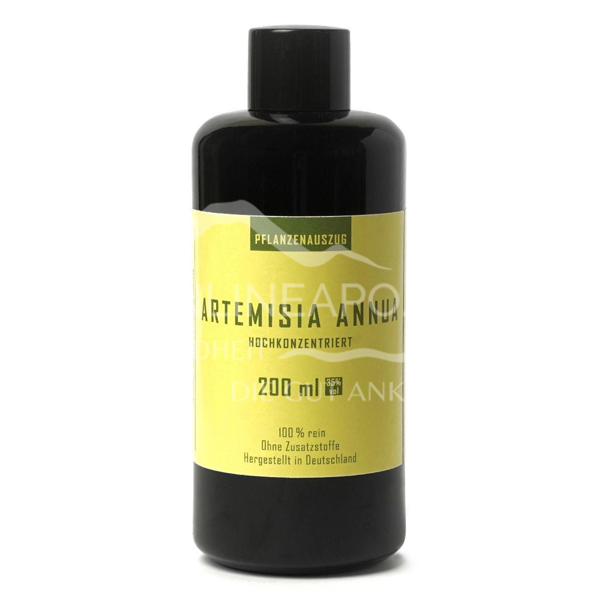 Kasimir und Lieselotte Artemisia Annua Pflanzenauszug