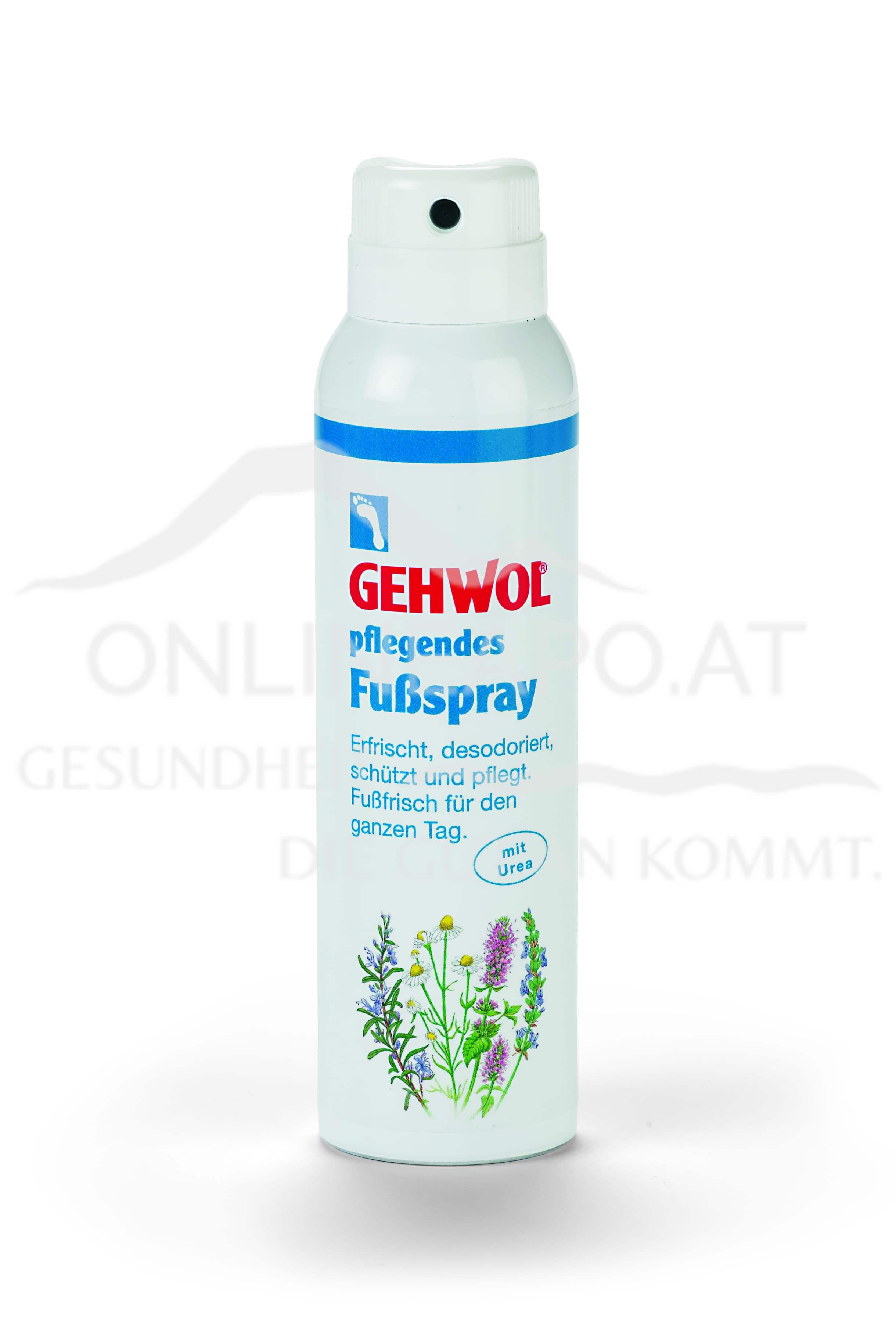 GEHWOL® Pflegendes Fußspray