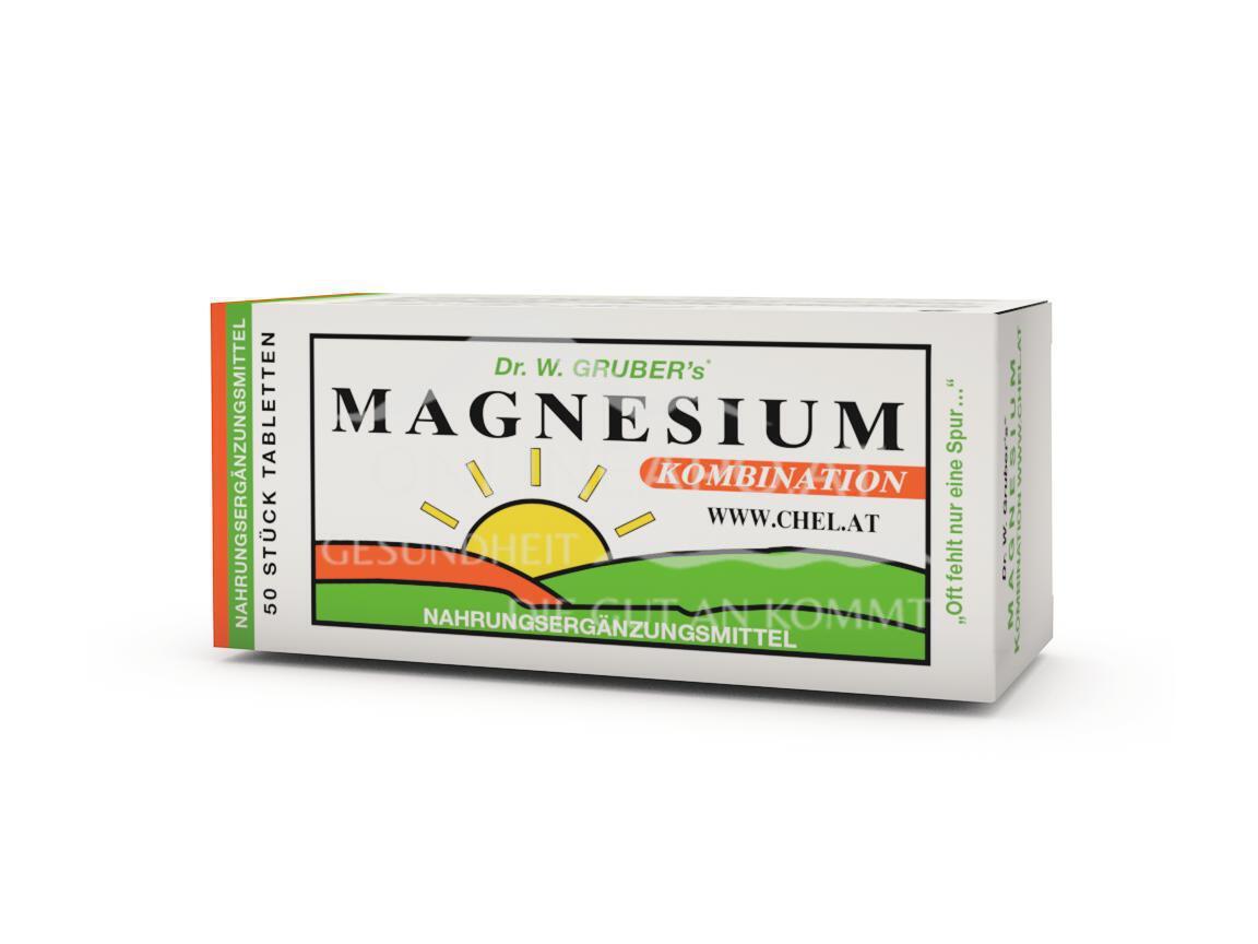 Dr. W. Grubers Magnesium Chelat Kombi