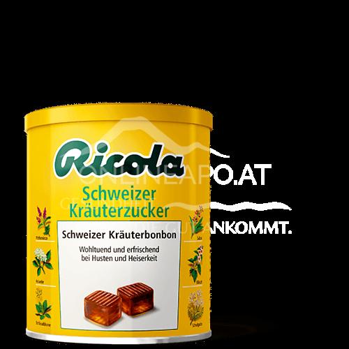 Ricola Kräuter Bonbons in Dose