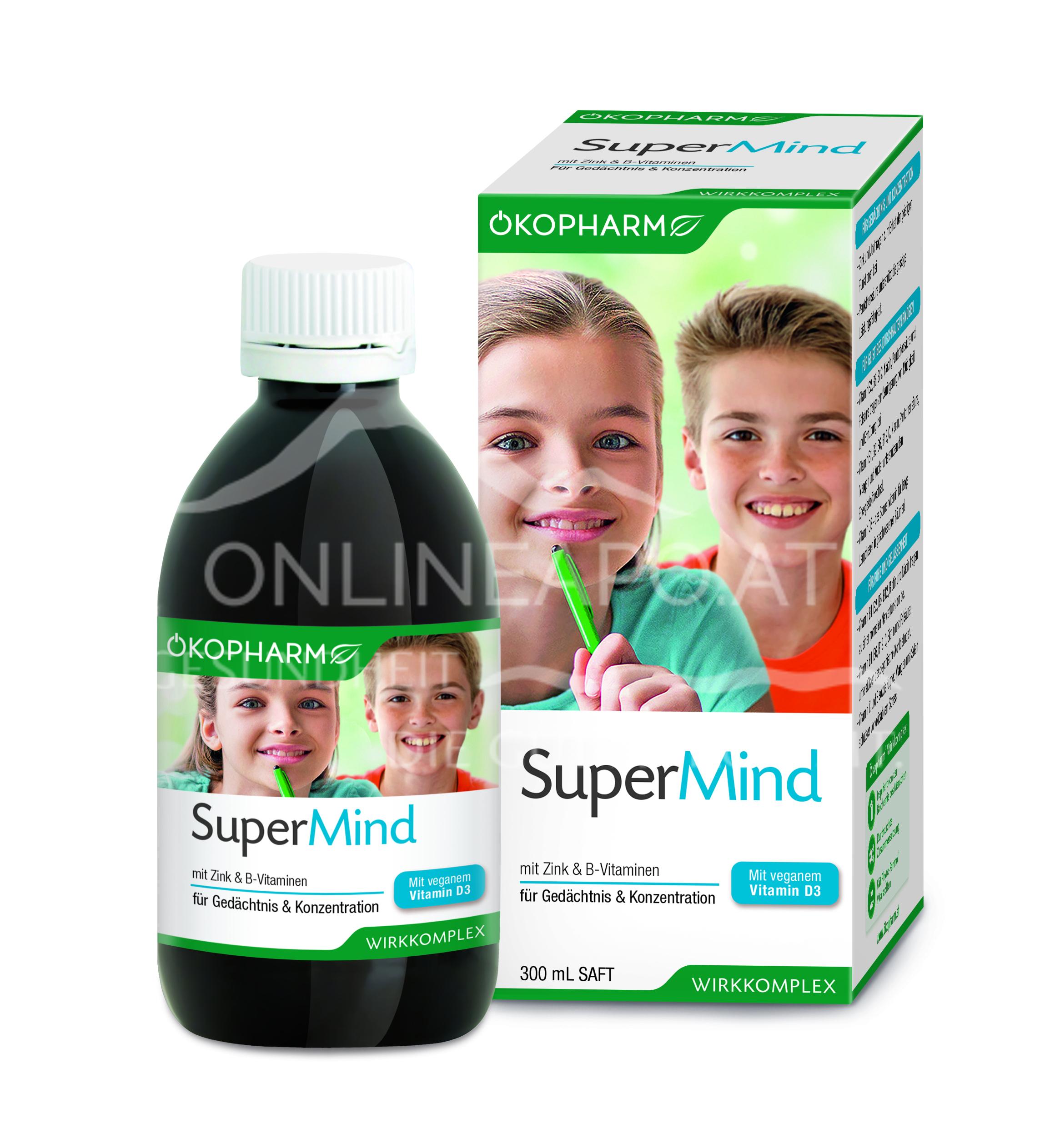 Ökopharm SuperMind® Saft