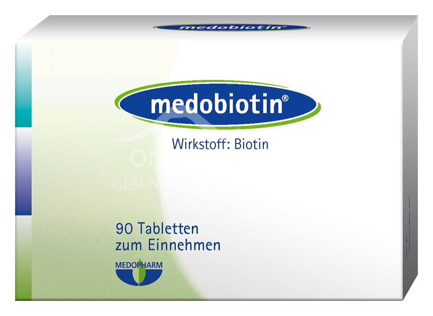 Medobiotin 2,5 mg Tabletten