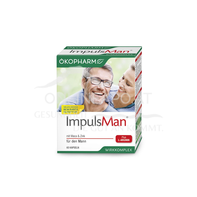 Ökopharm ImpulsMan® Kapseln