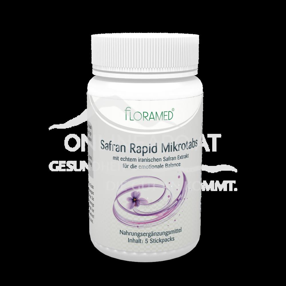 Floramed Safran Rapid Microtabs