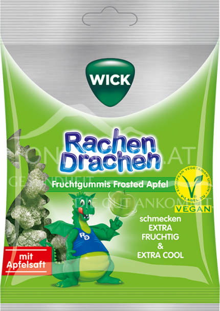 Wick Rachendrachen Frosted Apfel