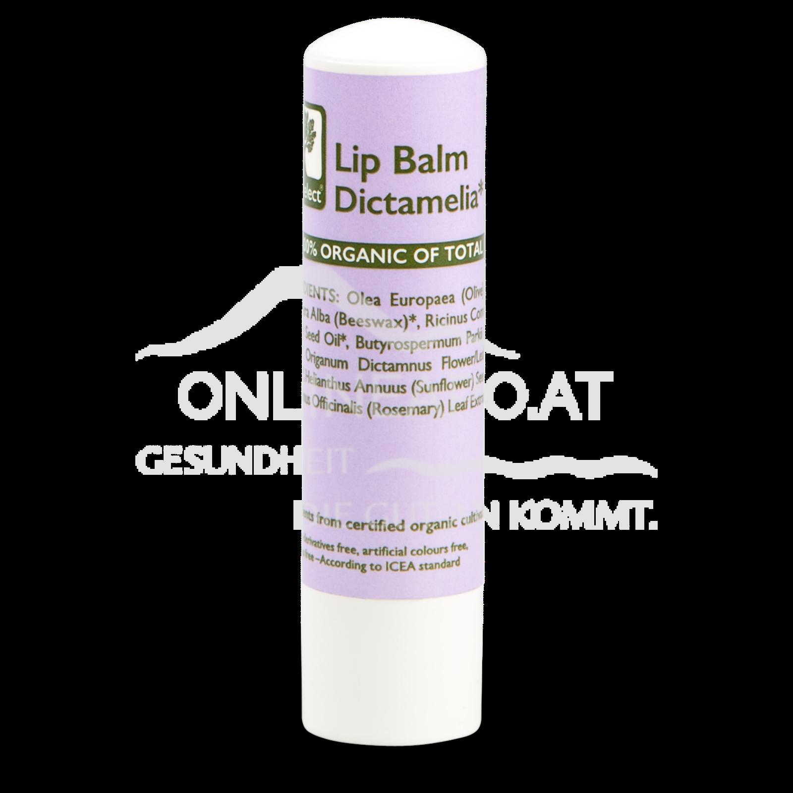 Bioselect Lip Balm Dictamelia®