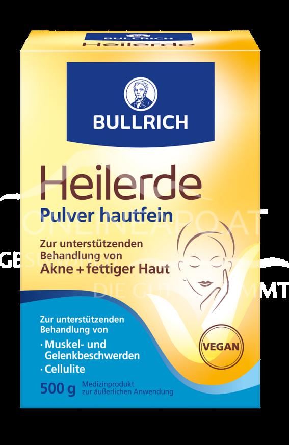 Bullrich Heilerde Pulver Ultrafein