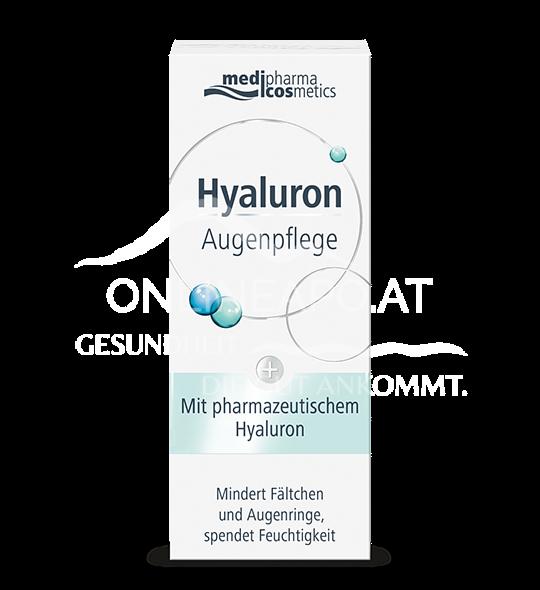 Hyaluron Augenpflege