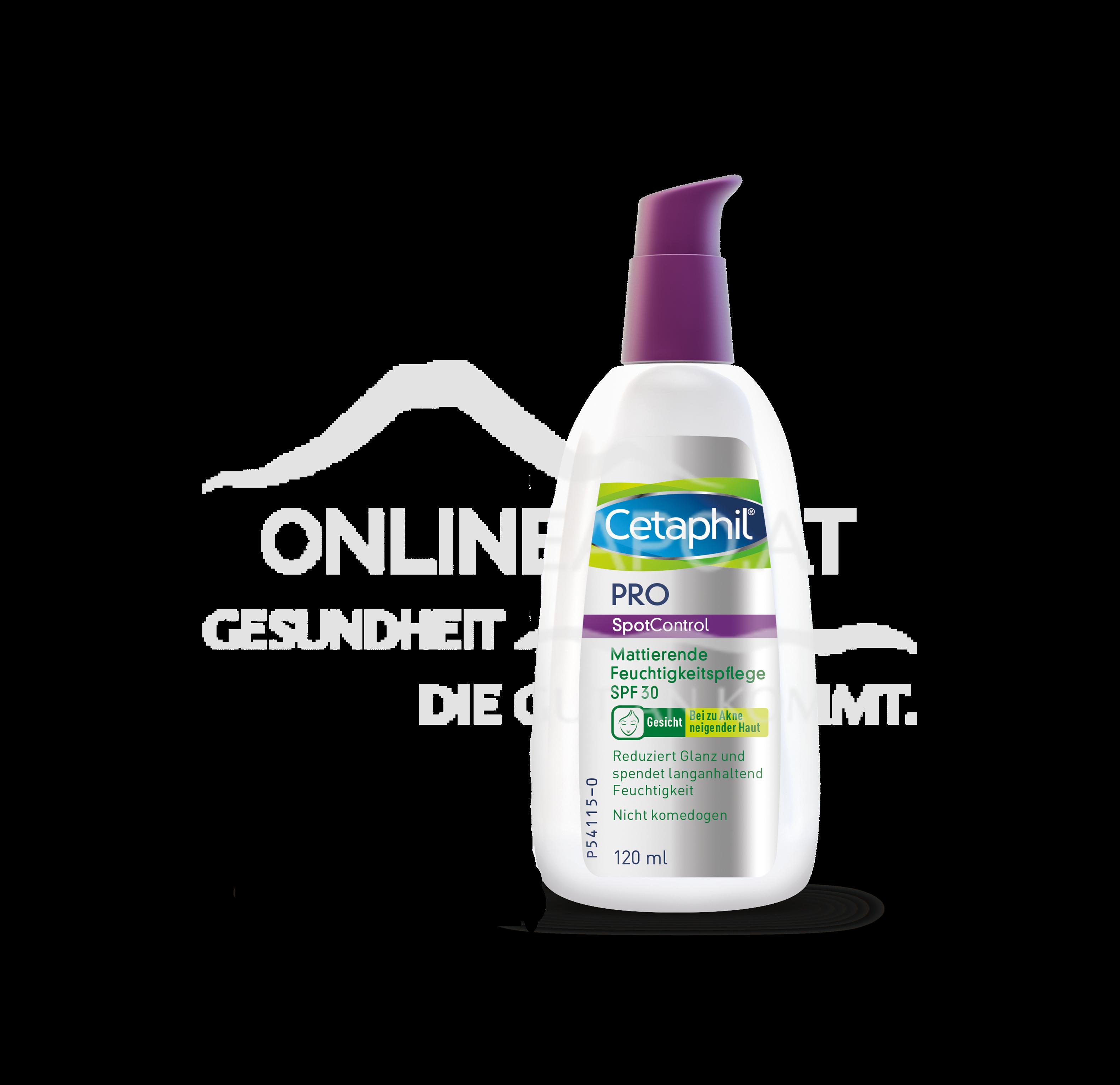 Cetaphil® PRO SpotControl Mattierende Feuchtigkeitspflege SPF30