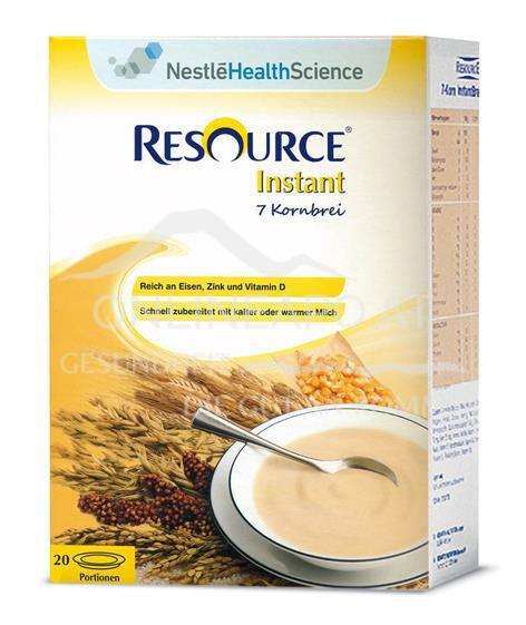 Resource® Instant 7 Kornbrei