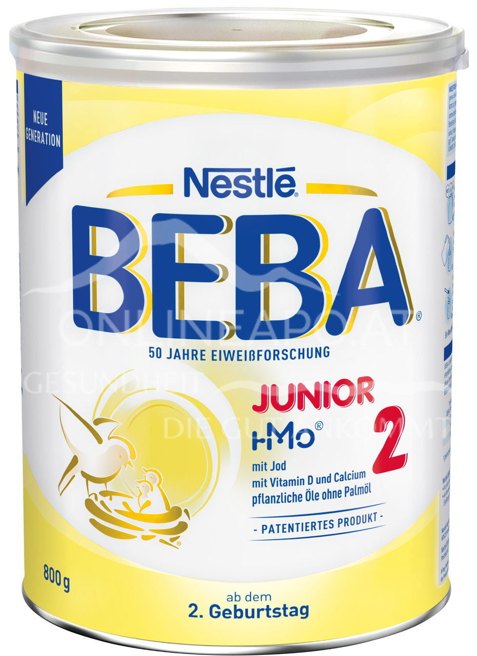 Nestlé BEBA Junior 2
