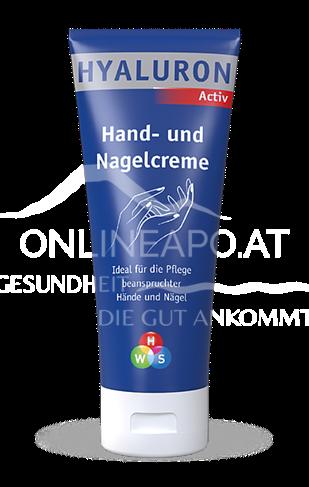 Hyaluron Activ Hand- und Nagelcreme