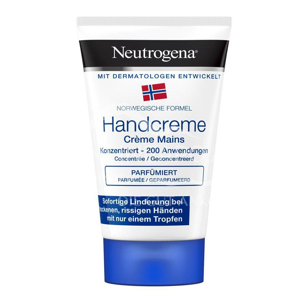 Neutrogena Konzentrierte parfümierte Handcreme
