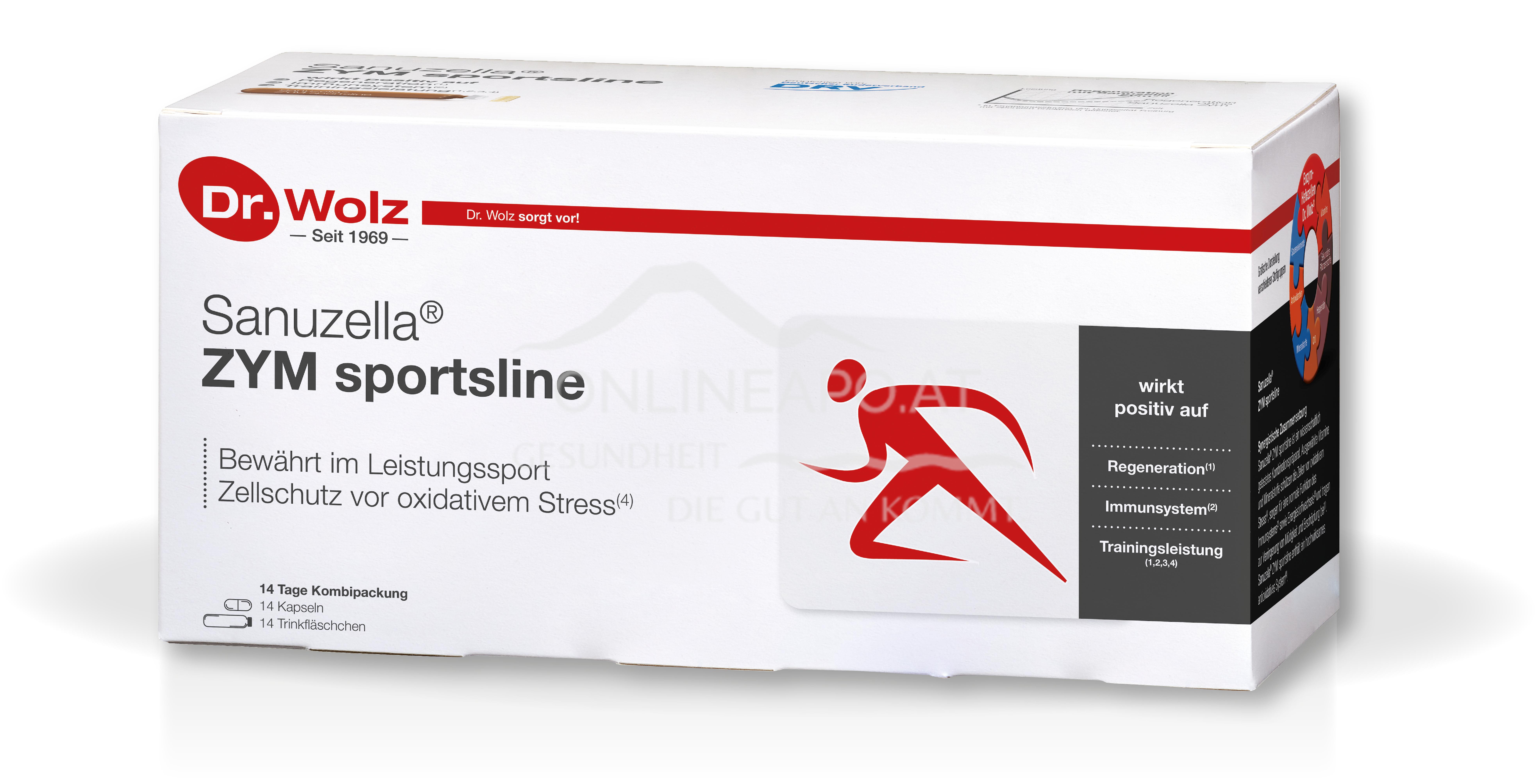 Dr. Wolz Sanuzella® ZYM sportsline