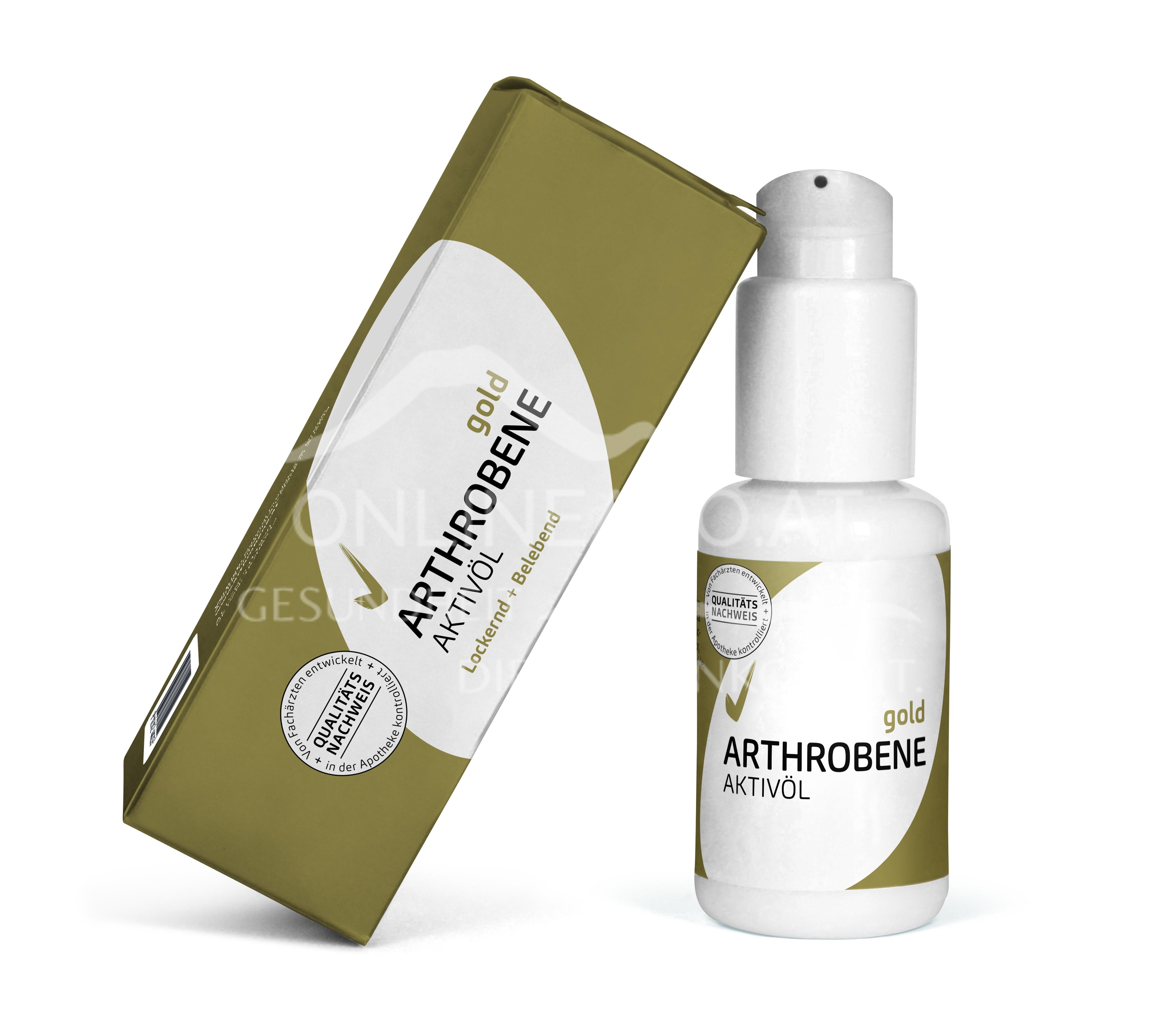 ARTHROBENE Aktivöl Gold Öl