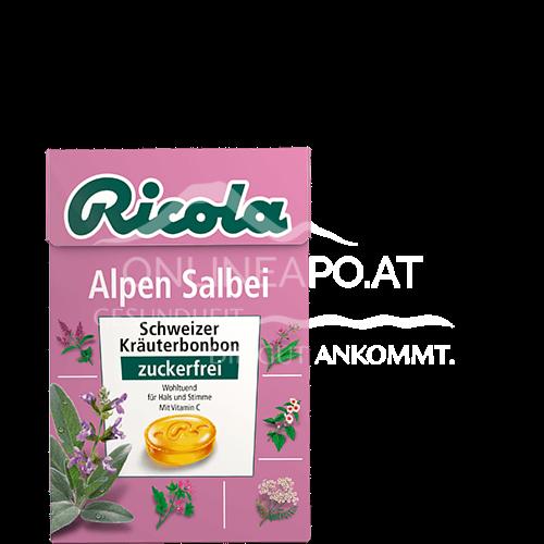Ricola Salbei Kräuterbonbons