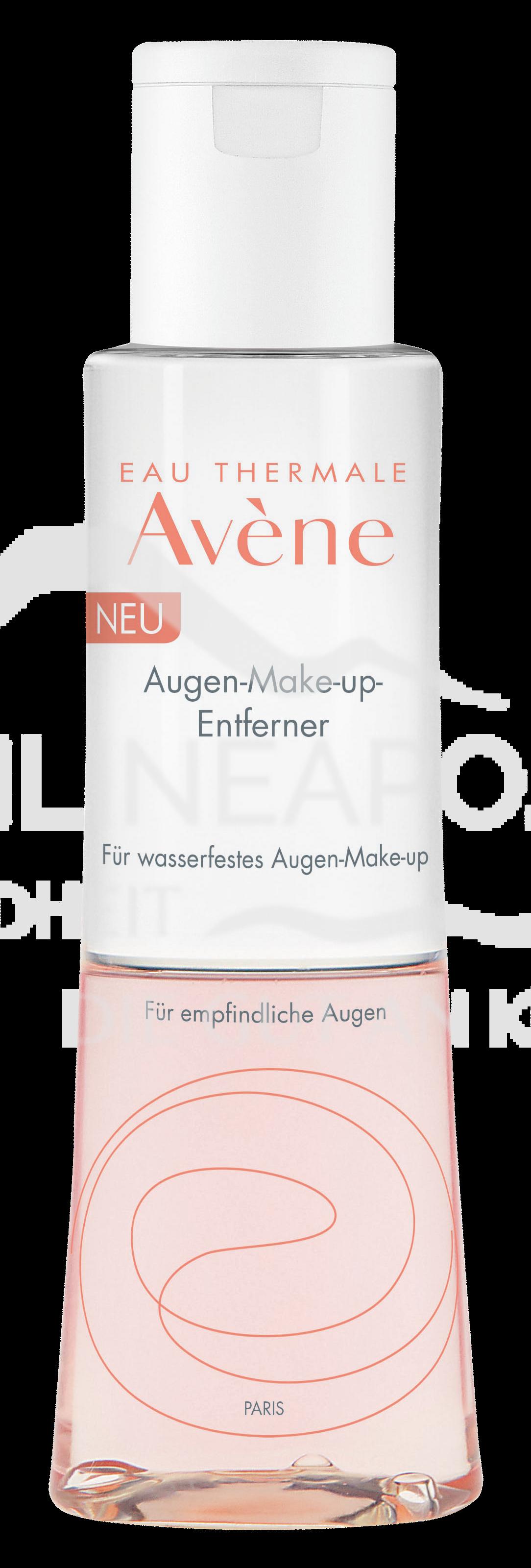 Avène Intensiver Augen-Make-up-Entferner