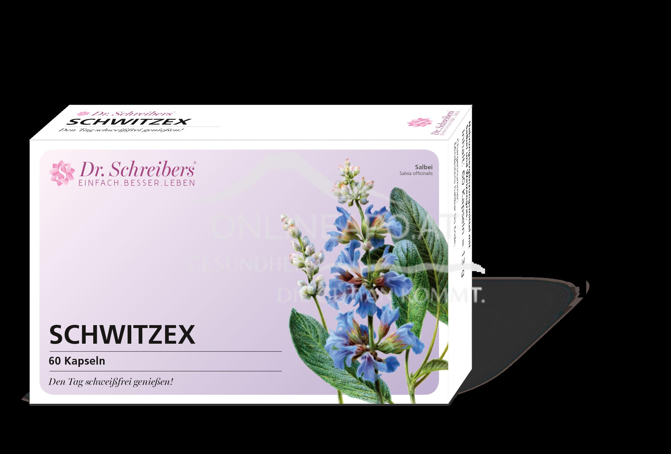 Dr. Schreibers® Schwitzex Kapseln