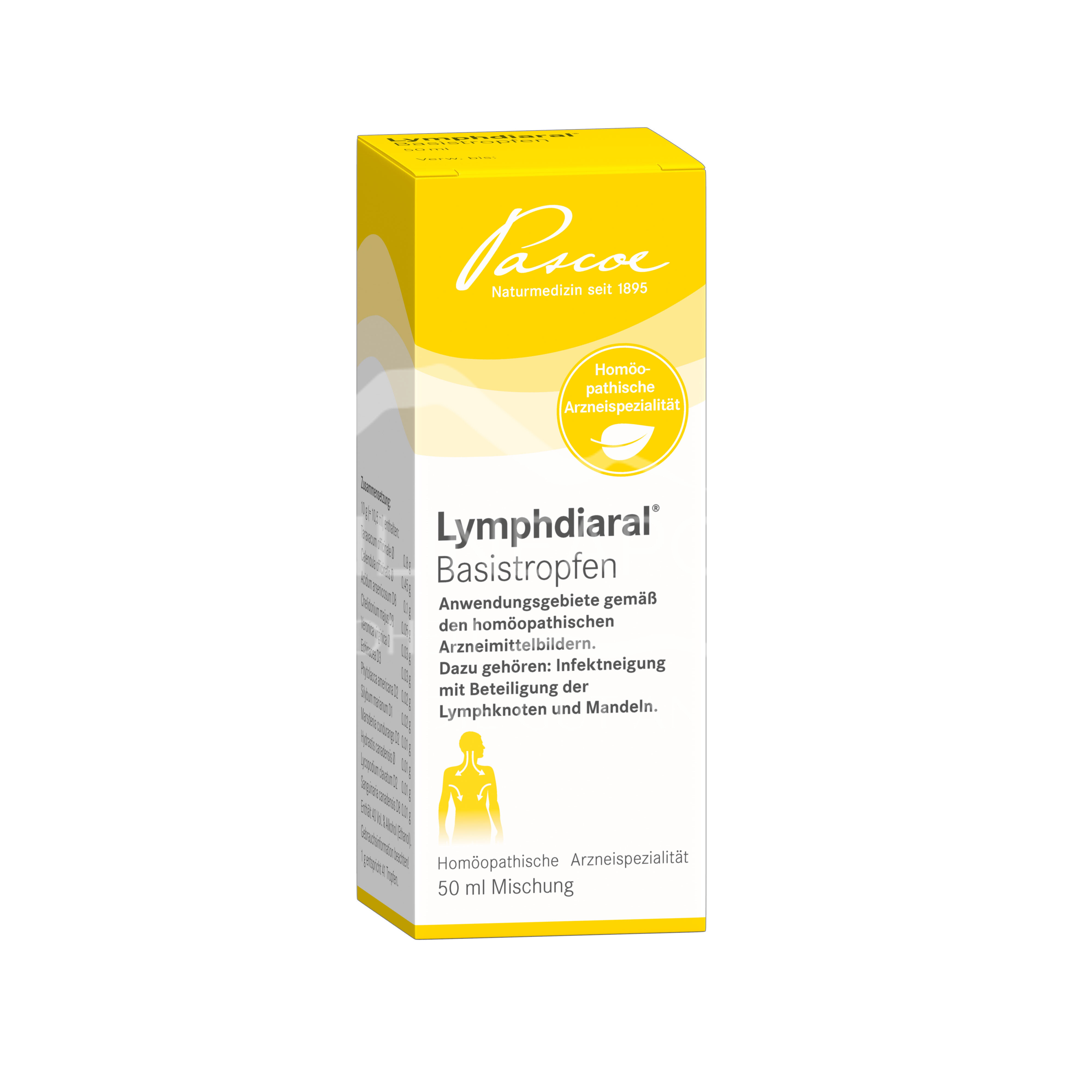 Lymphdiaral Basistropfen
