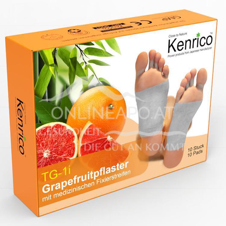 Kenrico TG-1i Grapefruitpflaster