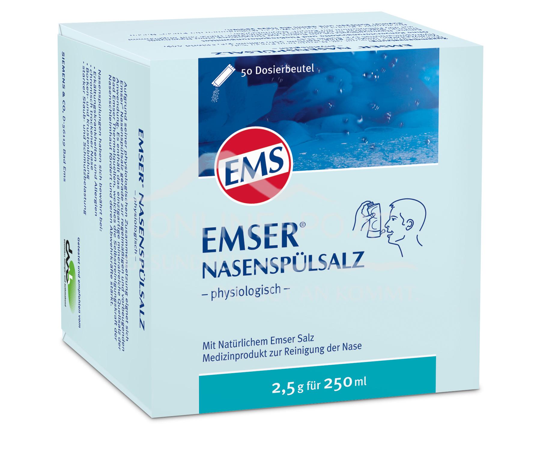 Emser® Nasenspülsalz 2,5g