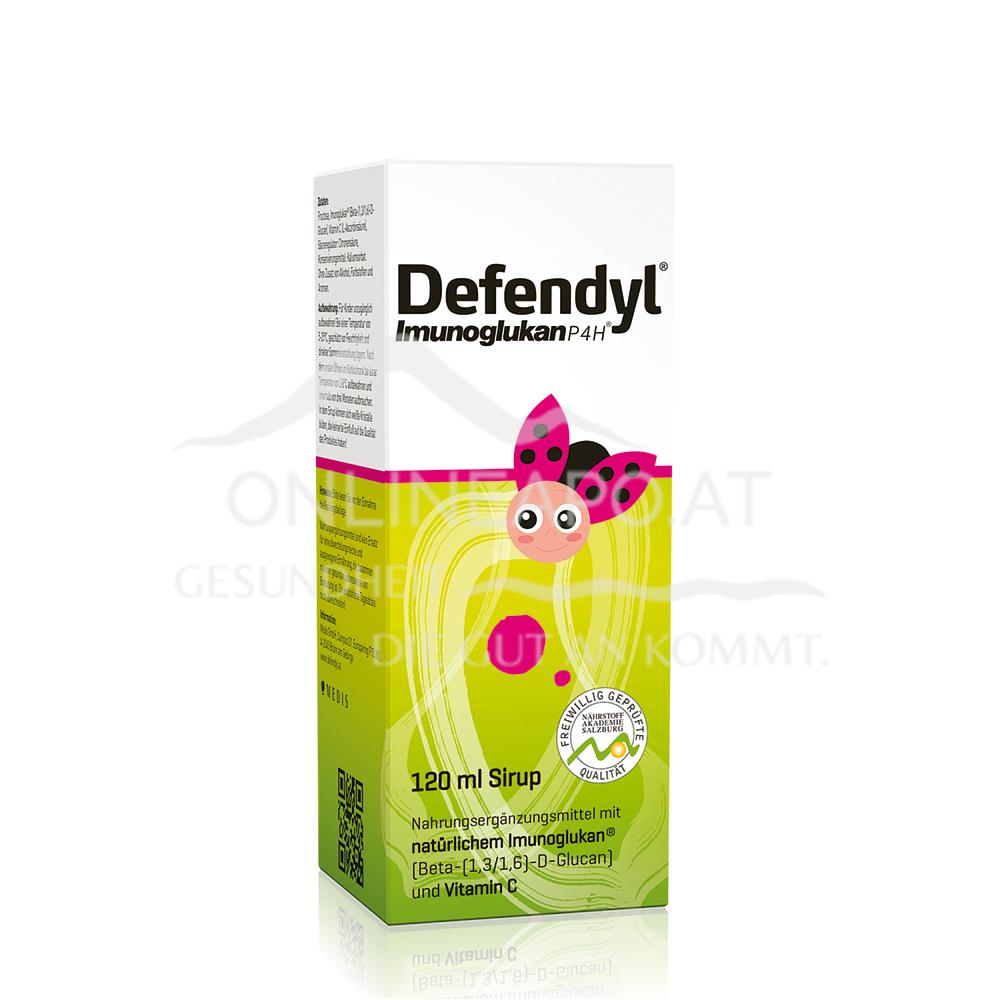 Defendyl-Imunoglukan P4H® Sirup