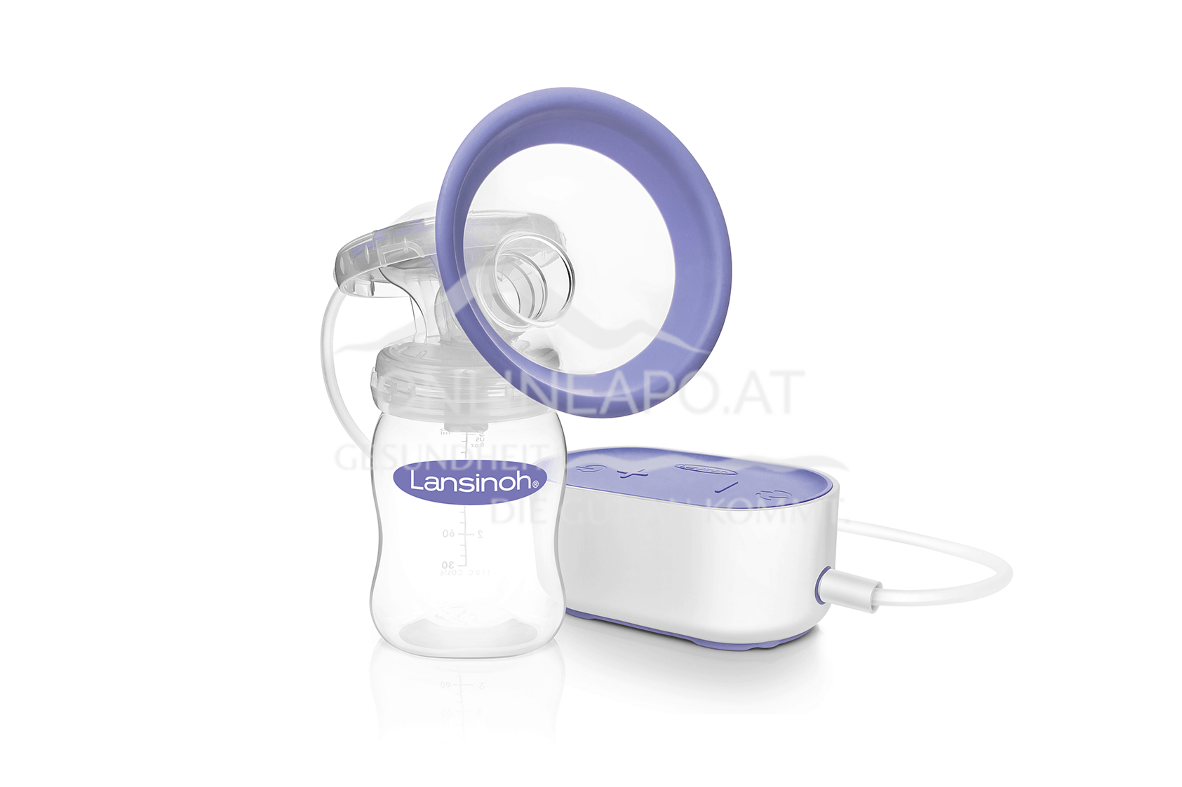 Lansinoh® Elektrischen Milchpumpe Kompakt