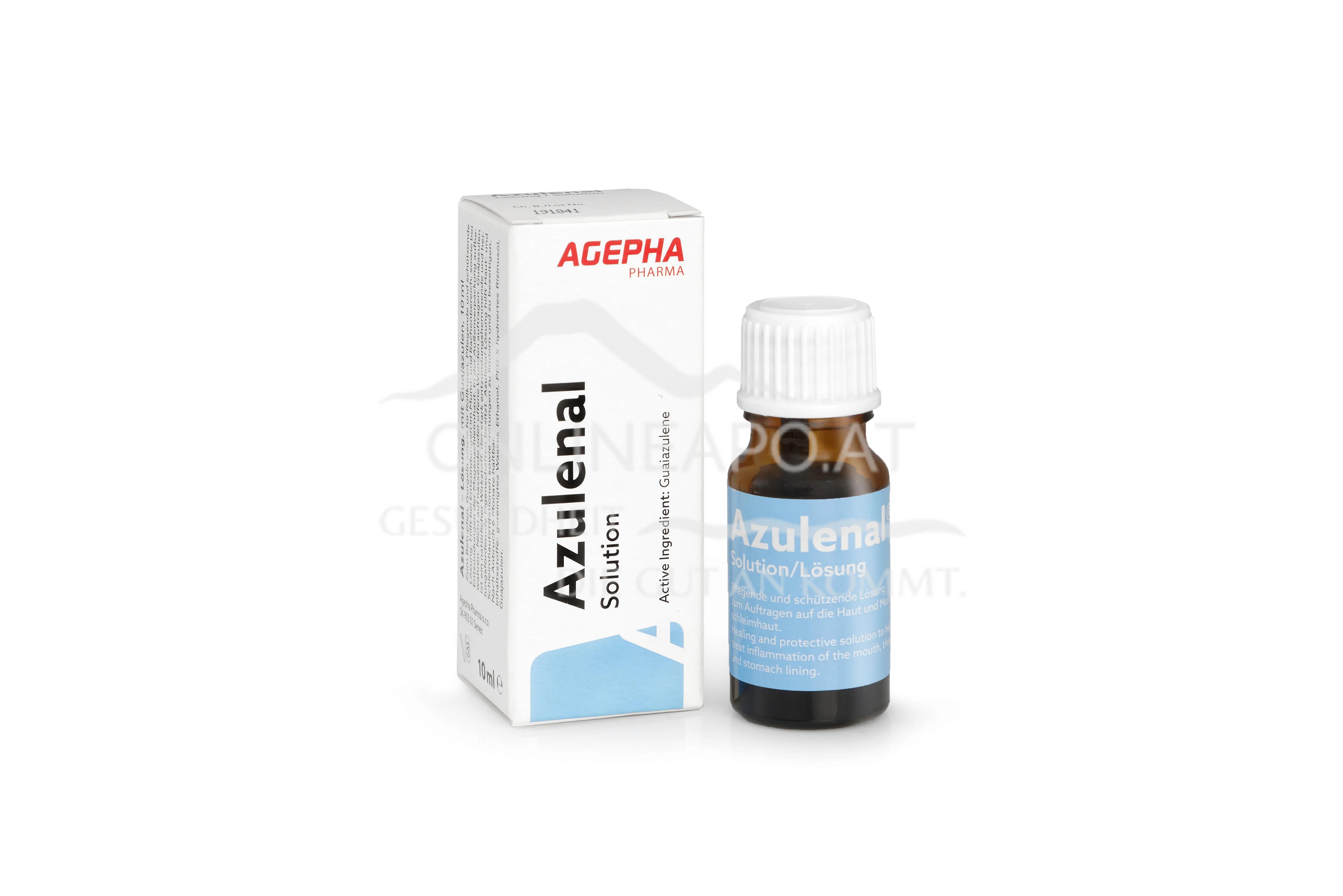 Azulenal® Lösung