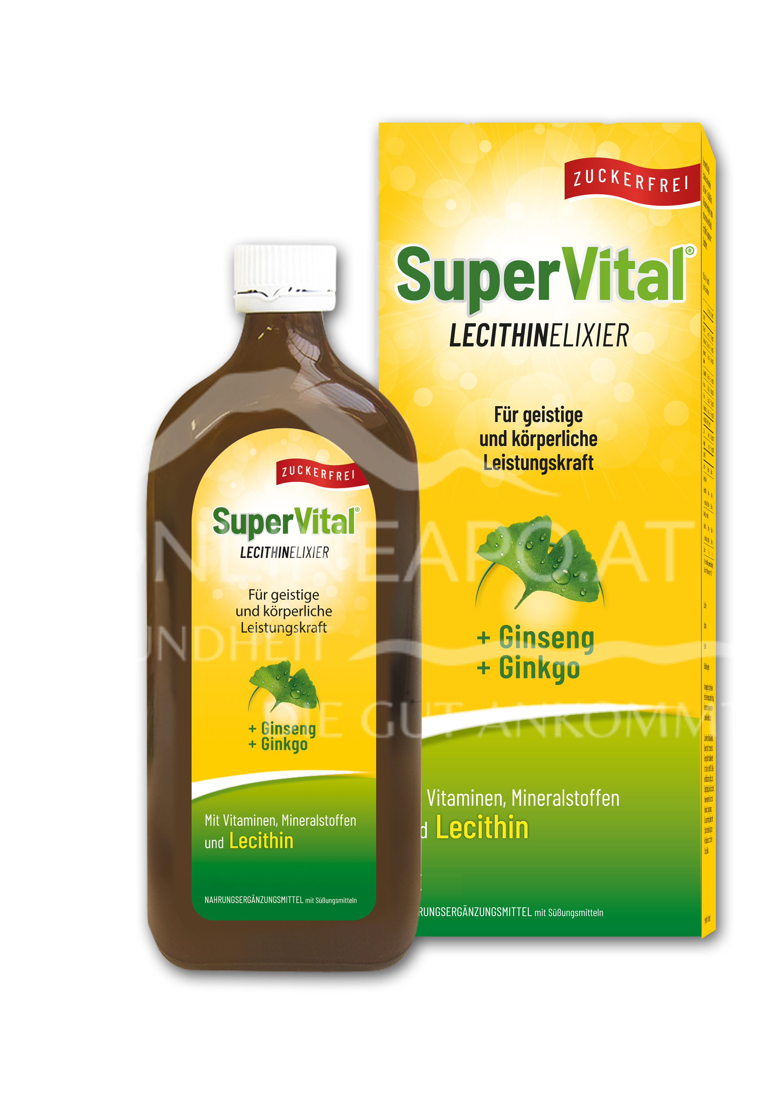 SuperVital® LecithinElixier