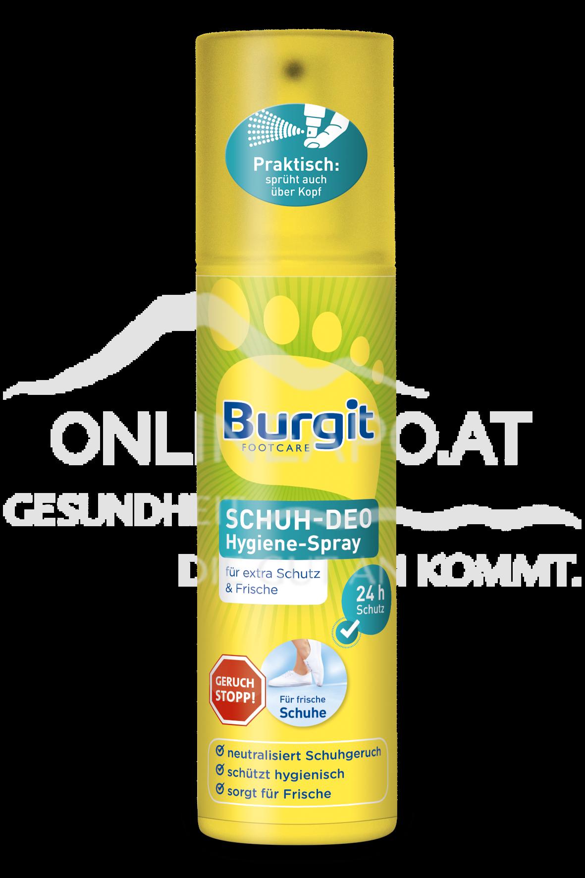 Burgit Schuh-Deo Hygiene-Spray