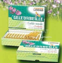 Geledabeille Gelee royale + Propolis Trinkampullen 5ml 26 Stück