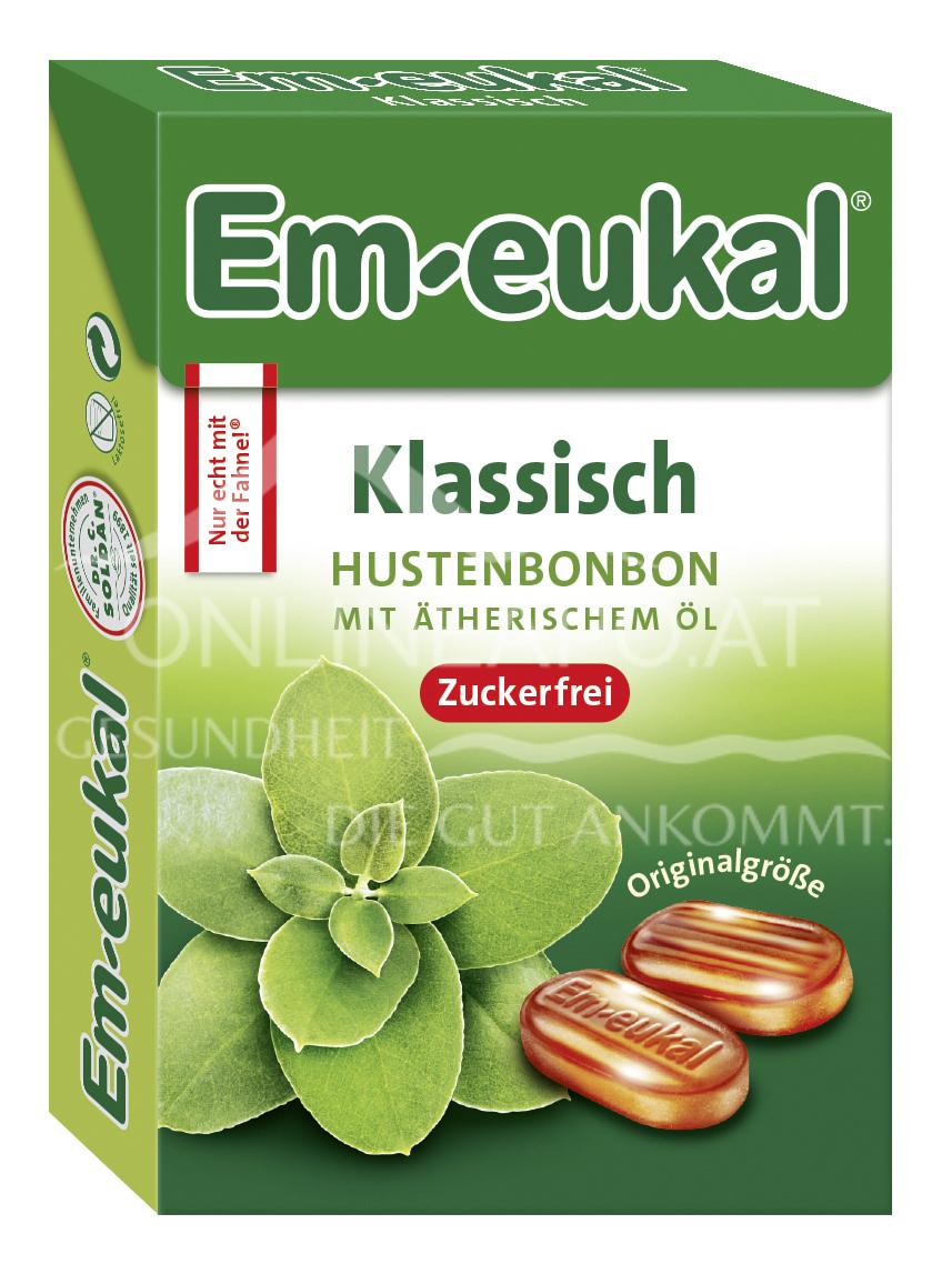 Em-eukal  Klassisch MINIS zuckerfrei