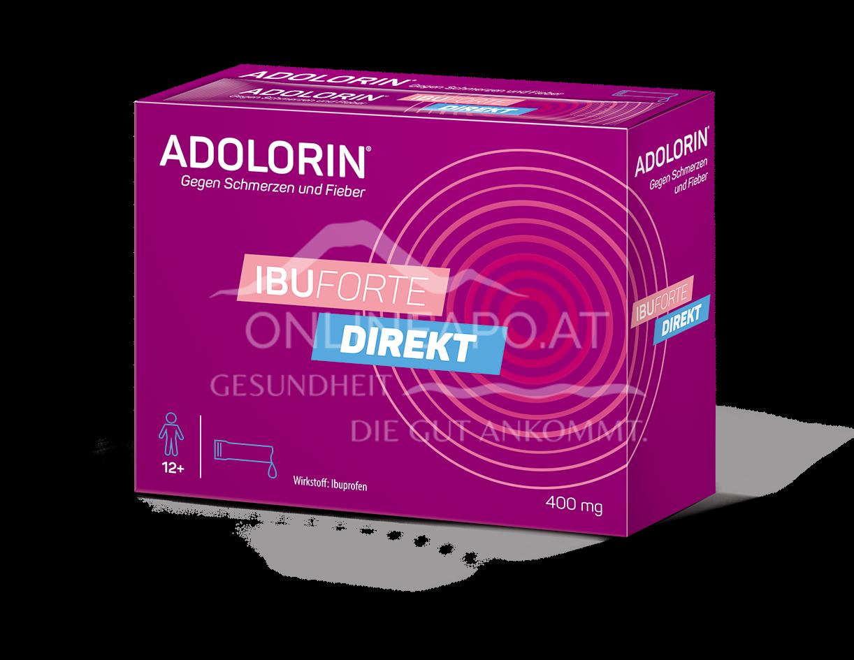 ADOLORIN Ibuforte DIREKT 400 mg