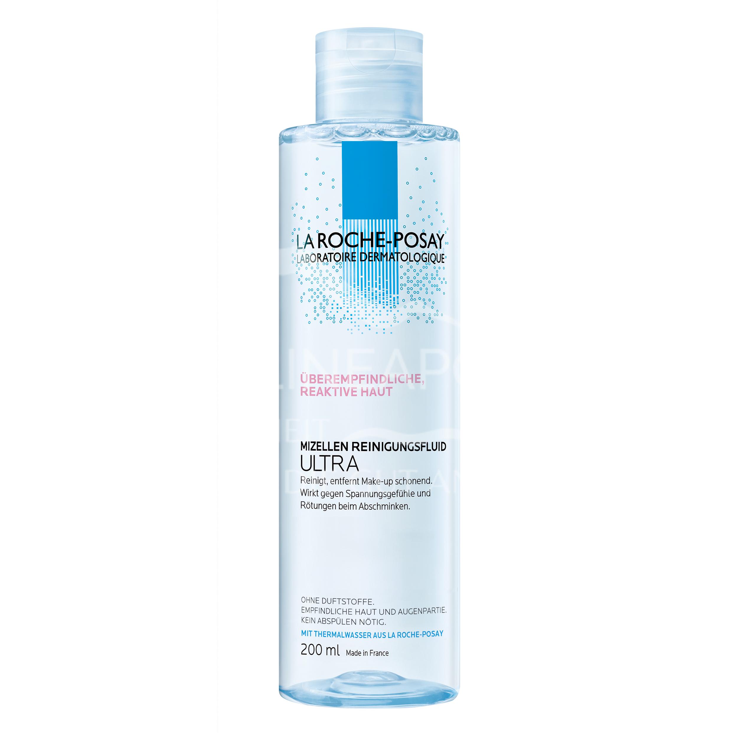 La Roche-Posay Mizellen Reinigungsfluid Ultra Reaktive Haut