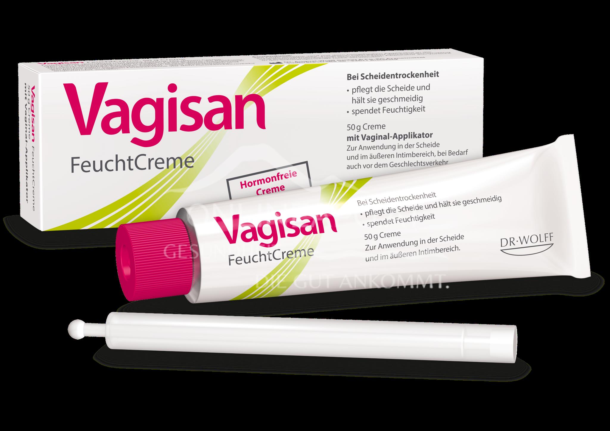Vagisan® FeuchtCreme Kombi