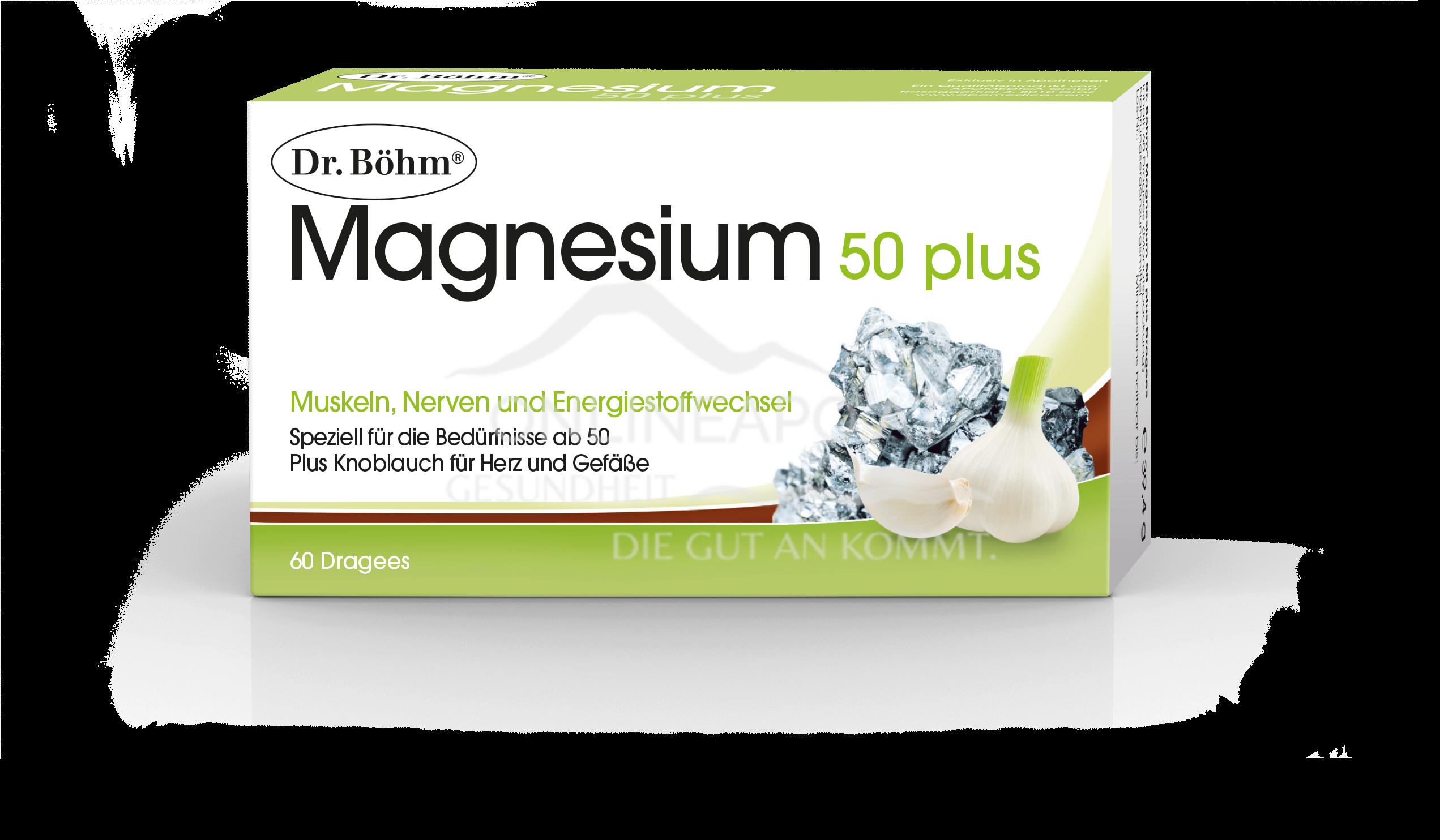 Dr. Böhm® Magnesium 50 plus