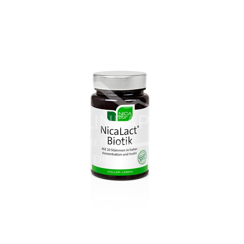 NICApur NicaLact® Biotik Kapseln