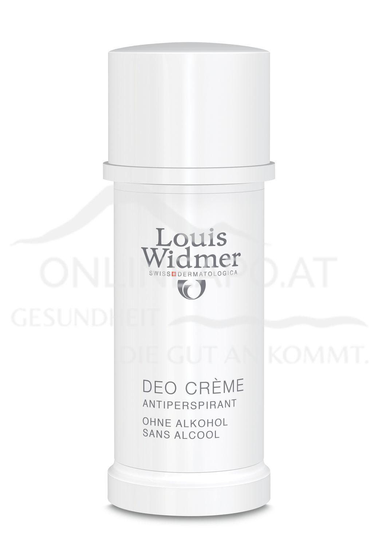 Louis Widmer Deo Creme Antiperspirant