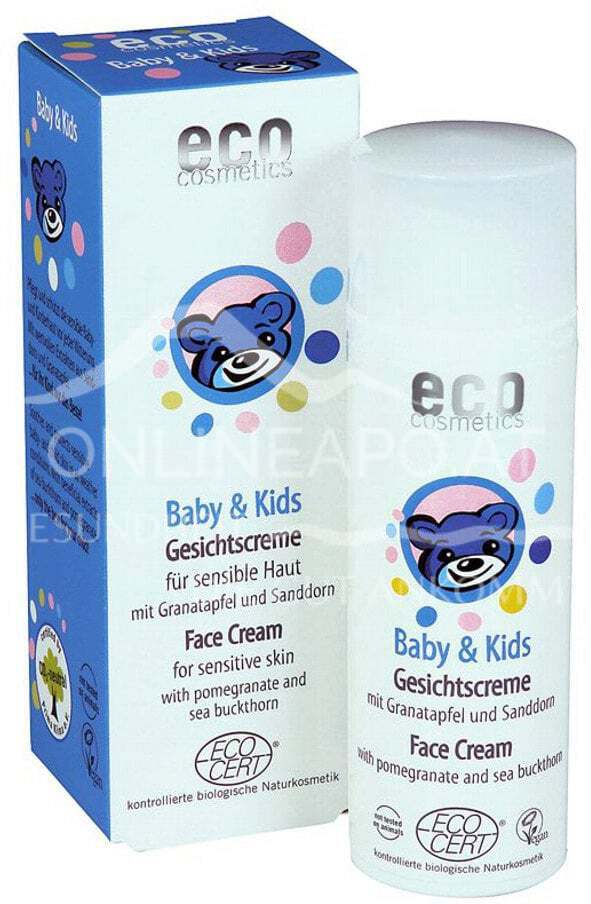 Eco Cosmetics Baby & Kids Gesichtscreme 50ml
