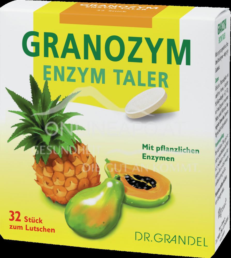 DR. GRANDEL Granozym Enzym Taler