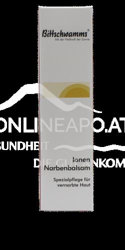 Bittschwamms Ionen Narbenbalsam