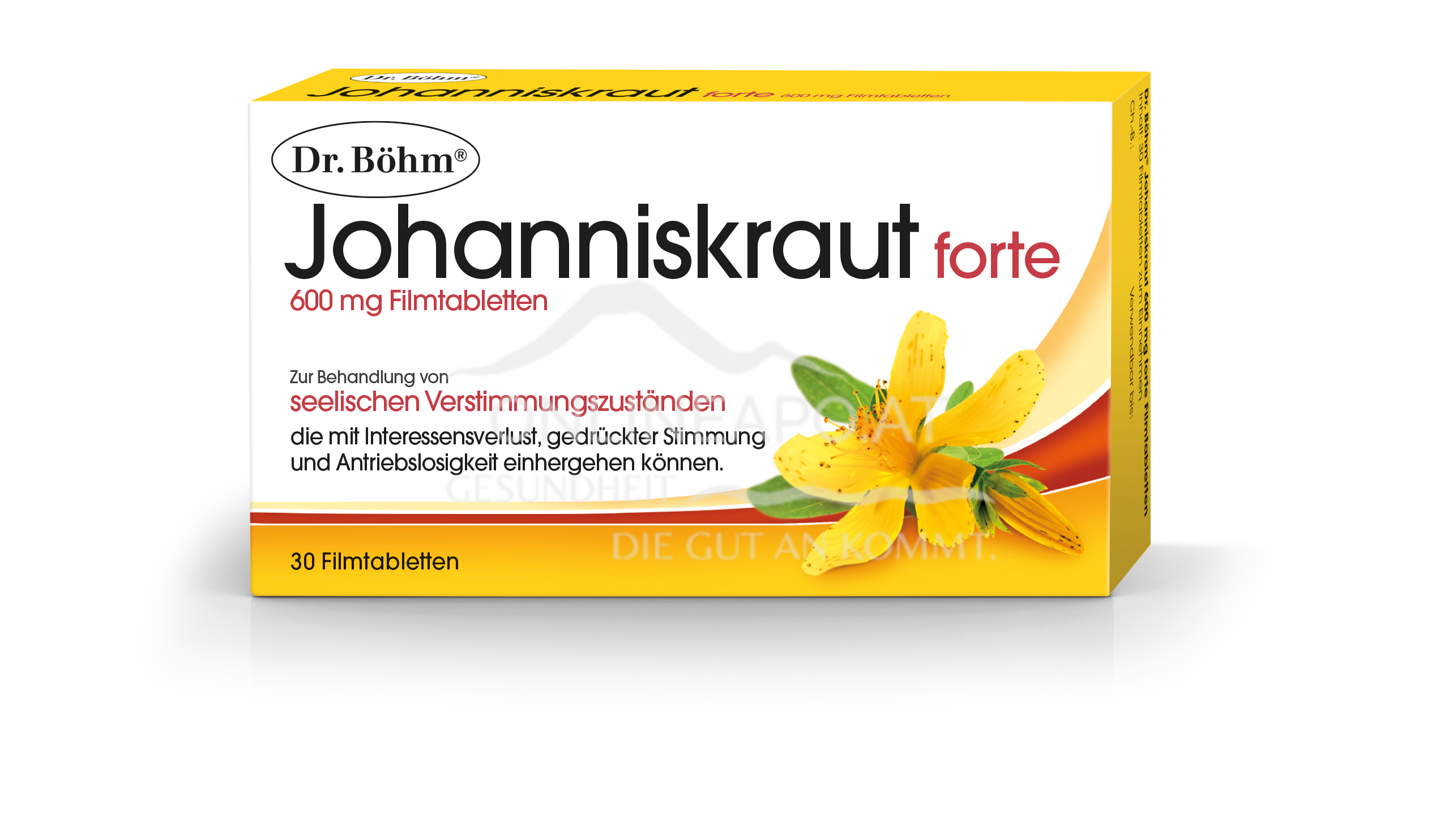 Dr. Böhm® Johanniskraut 600 mg forte